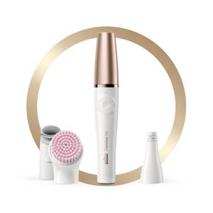 FaceSpa Pro Facial Epilator with 5 Extras incl. Sensitive Cleansing Brush