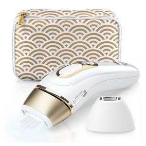 Silk-expert Pro 5 IPL with Precision Head, Razor and Deluxe Pouch