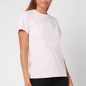 Maison Kitsuné Women's Palais Royal Classic T-Shirt - Light Pink