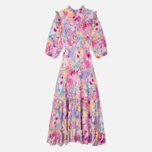 RIXO Women's Monet Dress - Spring Meadow