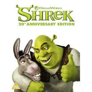 Shrek - 20th Anniversary Edition