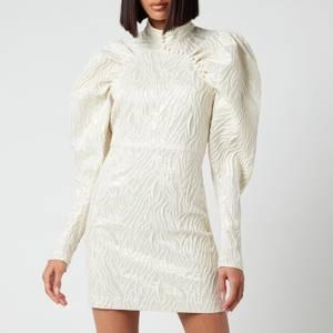 ROTATE Birger Christensen Women's Kim Dress - Afterglow