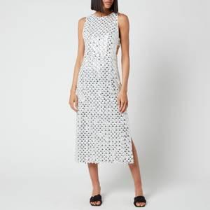 ROTATE Birger Christensen Women's Toriana Dress - Silver