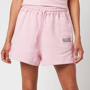 Ganni Women's Isoli Shorts - Sweet Lilac