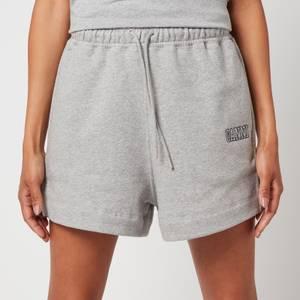 Ganni Women's Isoli Shorts - Paloma Melange