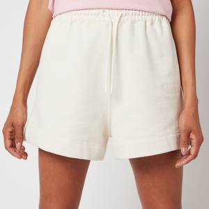 Ganni Women's Isoli Shorts - Egret