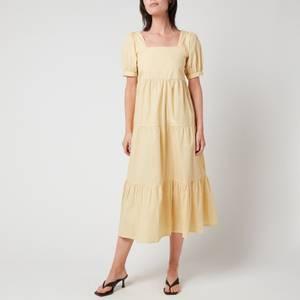 Faithfull The Brand Women's Aylah Midi Dress - Plain Banana