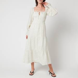 Faithfull The Brand Women's Dariya Midi Dress - Jardin Floral Print