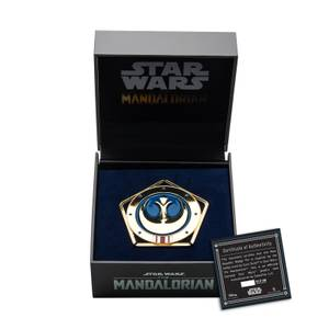 Star Wars Republik Medaillon 1:1 Skala Pin-Abzeichen - Zavvi UK / EU Exklusiv