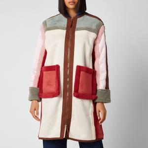 L.F Markey Women's Heath Coat - Multi