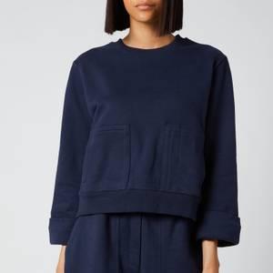 L.F Markey Women's Kerry Sweatshirt - Navy