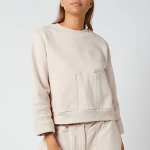 L.F Markey Women's Kerry Sweatshirt - Oatmeal