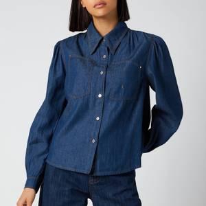 L.F Markey Women's Nino Shirt - Chambray