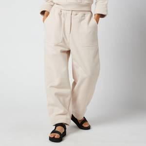 L.F Markey Women's Jameson Trousers - Oatmeal