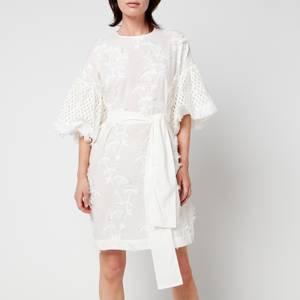 Munthe Women's Thunder Dress - White