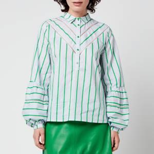 Munthe Women's Tabor Shirt - Green