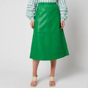 Munthe Women's Tatu Skirt - Green