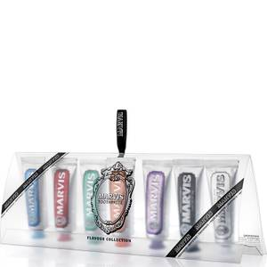 Marvis Toothpaste Flavour Collection 7 x 25ml