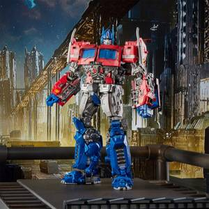 Hasbro Transformers Movie Masterpiece Series MPM-12 Optimus Prime 11 Inch Action Figure