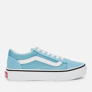 Vans Kids' Old Skool Trainers - Delphinium Blue