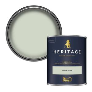 Dulux Heritage Eggshell Paint - Pearl Colour - 750ml