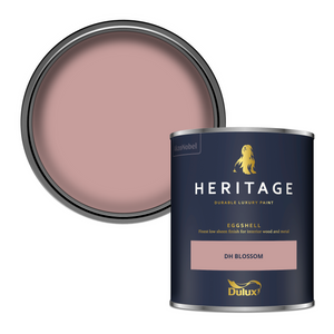 Dulux Heritage Eggshell Paint - DH Blossom - 750ml