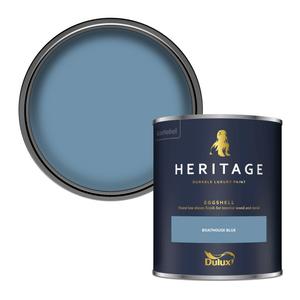 Dulux Heritage Eggshell Paint - Boathouse Blue - 750ml