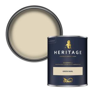 Dulux Heritage Eggshell Paint - Green Marl - 750ml