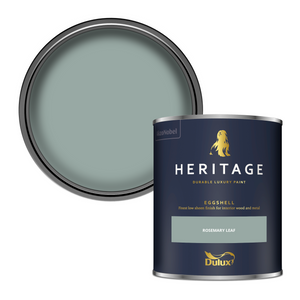 Dulux Heritage Eggshell Paint - Rosemary Leaf - 750ml