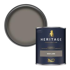 Dulux Heritage Eggshell Paint - Mud Lark - 750ml