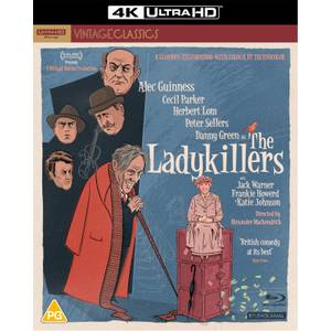 The Ladykillers - 4K Ultra HD (Includes Blu-ray)