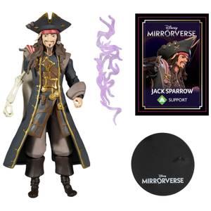 McFarlane Disney Mirrorverse 7 Inch Wave 1 - Jack Sparrow Action Figure