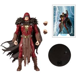 McFarlane DC Multiverse 7 Inch Action Figure - King Shazam (The Infected!)