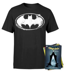 DC Novels and T-Shirt Bundle