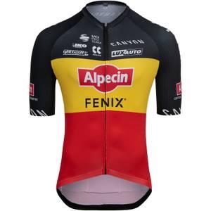 Kalas Alpecin Fenix Belgium National Champion Elite Jersey