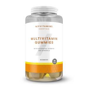 Gummies multivitaminés (véganes)