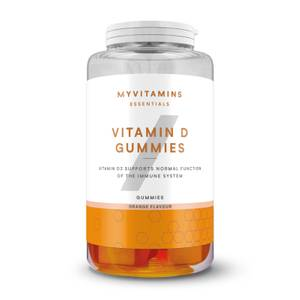 Vitamin D Fruchtgummis