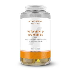 Gominolas de Vitamina D