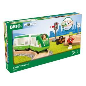 Brio Circle Train Set