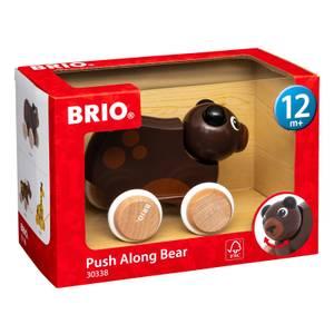 Brio Push Along Bear