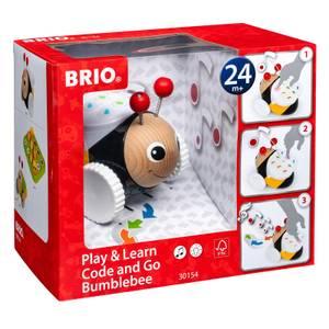 Brio Code & Go Bumblebee