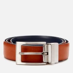 Ted Baker Men's Karmer Reversible Leather Belt - Tan