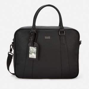 Ted Baker Men's Degrees Textured Document Bag - Black