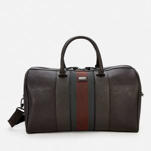 Ted Baker Men's Beaner Webbing Holdall Bag - Chocolate Brown