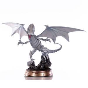Primeras 4 figuras Yu-Gi-Oh! Figura de PVC de 35 cm de Dragón Blanco de Ojos Azules