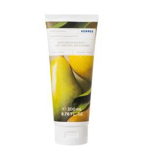 KORRES Bergamot Pear Body Smoothing Milk 200ml