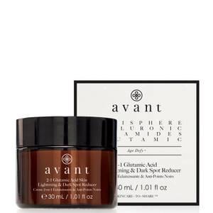 Avant Skincare 2-1 Glutamic Skin Lightening and Dark Spot Reducer 30ml