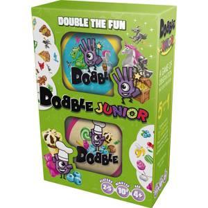 Dobble Card Game - Junior Edition