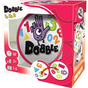 Dobble Card Game - 123 Edition