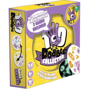 Dobble Card Game - 10th Anniversary Collector Edition